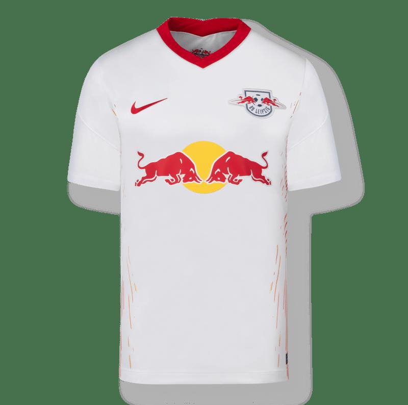 Rb Leipzig 2020 21 Nike Home Kit The Kitman