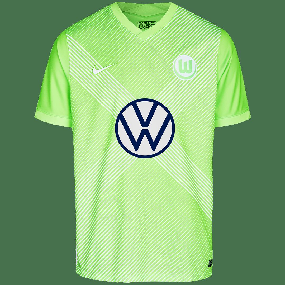 Vfl Wolfsburg 2020 21 Nike Kits Released The Kitman