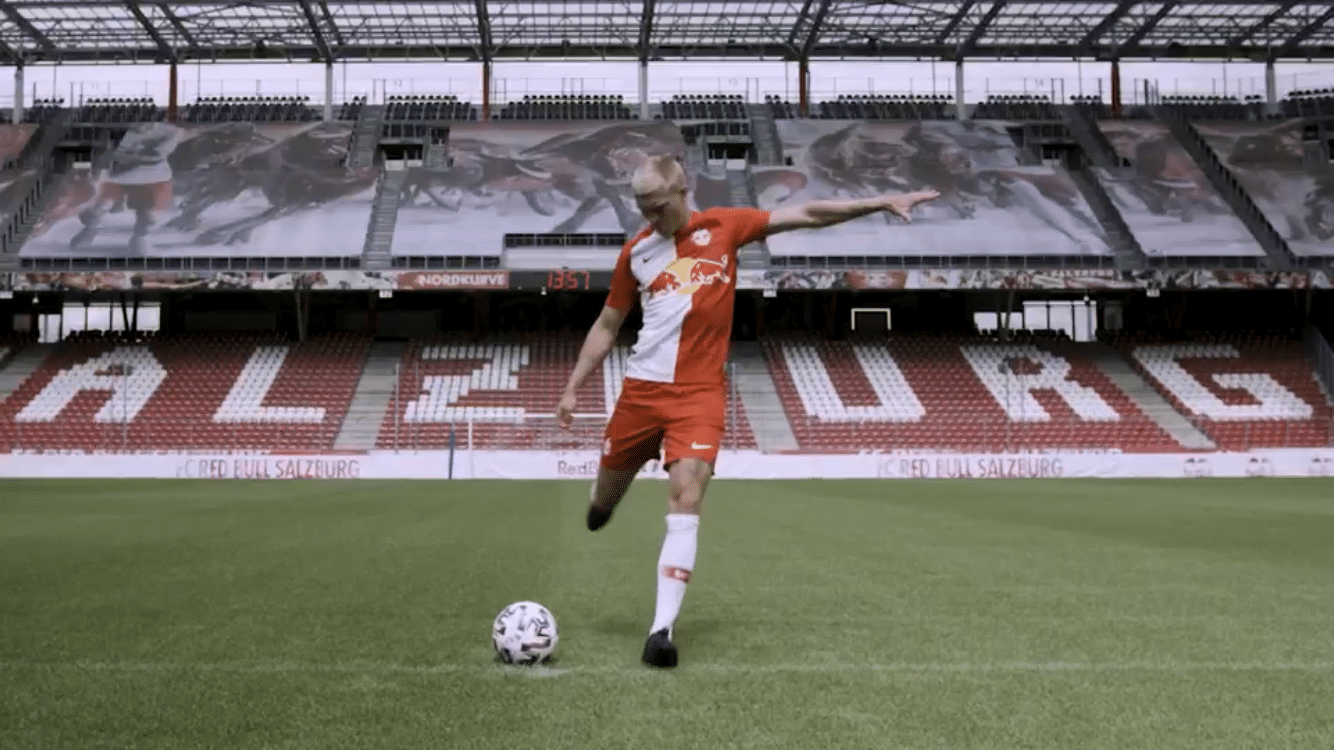 Fc Red Bull Salzburg 2020 21 Nike Home Kit The Kitman