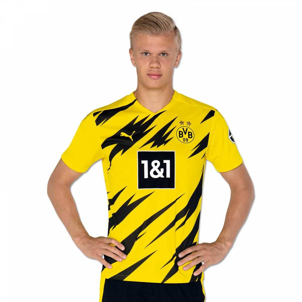Borussia Dortmund 2020 21 Puma Home Kit The Kitman