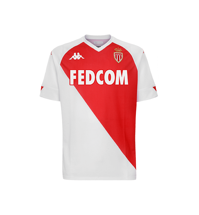 As Monaco 2020 21 Kappa Home Kit The Kitman
