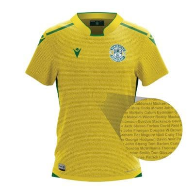 Hibernian Fc Third Kit 2020 21 Made By Macron The Kitman