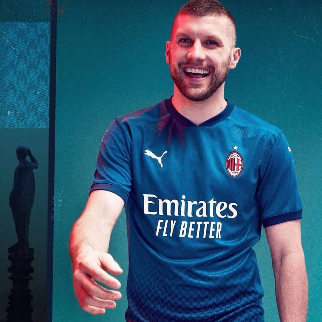 Ac Milan Away Kit 2020/21 - AC Milan 2020-21 Puma Third ...